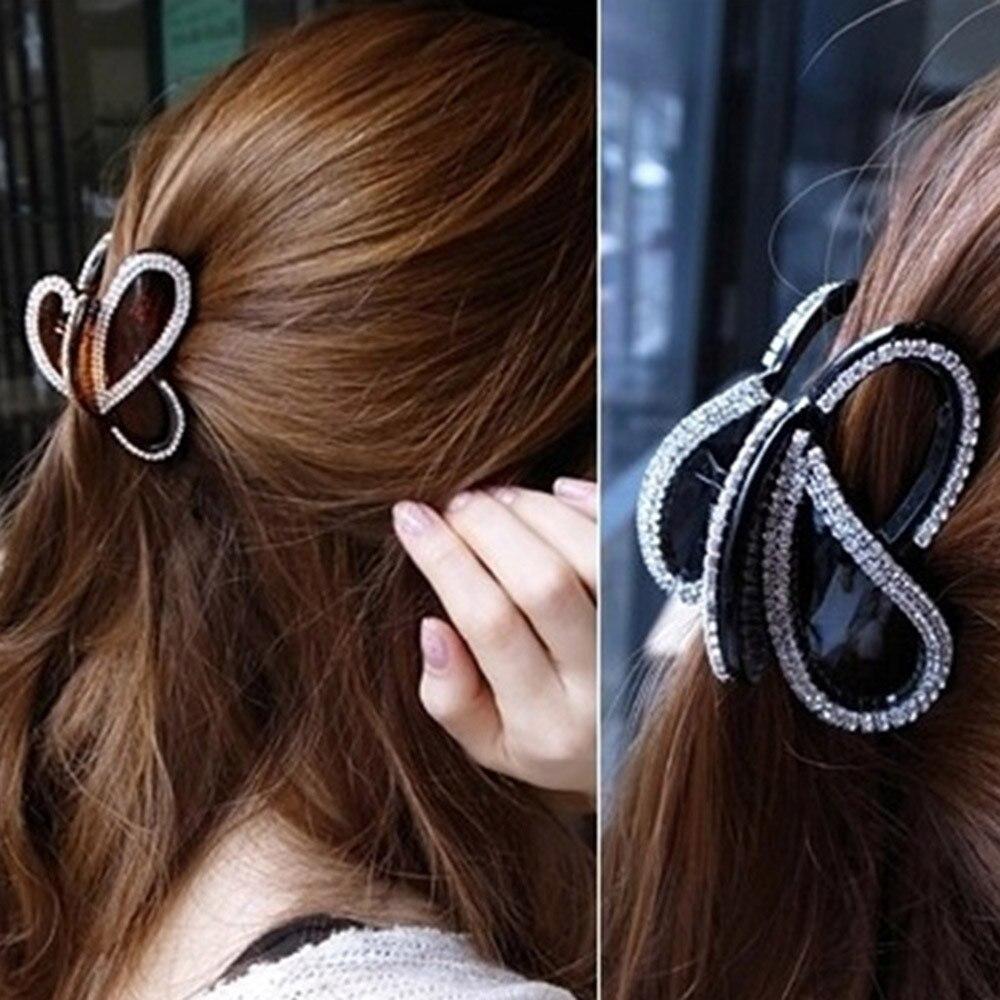¡Novedad! Pinzas de pelo para mujer, pinzas en forma de garra irregulares y sencillas, accesorios para el pelo para mujer #3,6
