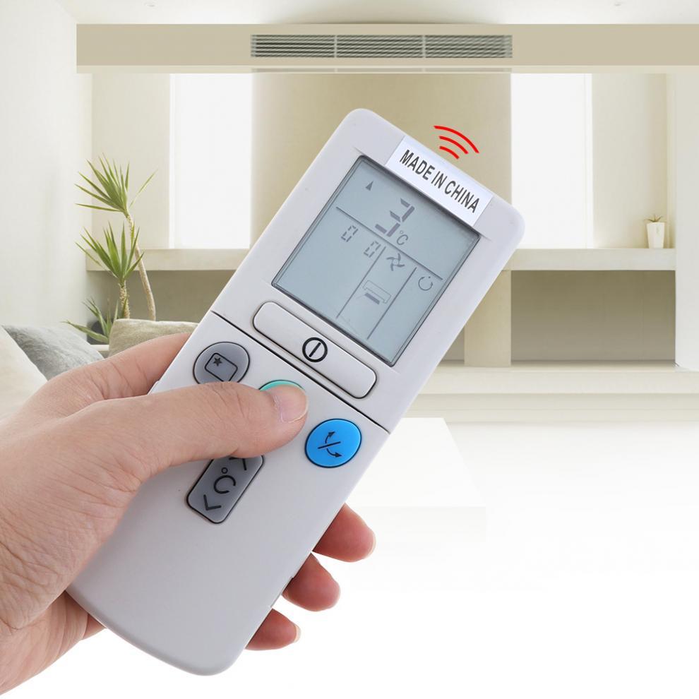 Air Conditioner Remote Control Support 2 x AAA Battery Fit for Hitachi RAR-2A1 52P1 2SP1 3U4 2P2 3U3 52P2