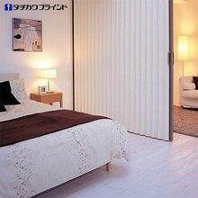1 square meter according door foldable sliding door non-flammable room separation fireproof material indoor moistureproof