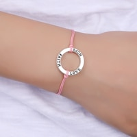 Silver My Story is not over yet Puzzle Pieces Diabetes Type 1 Diabetic Breast Cancer Autism Awareness Charm Bracelets for Women