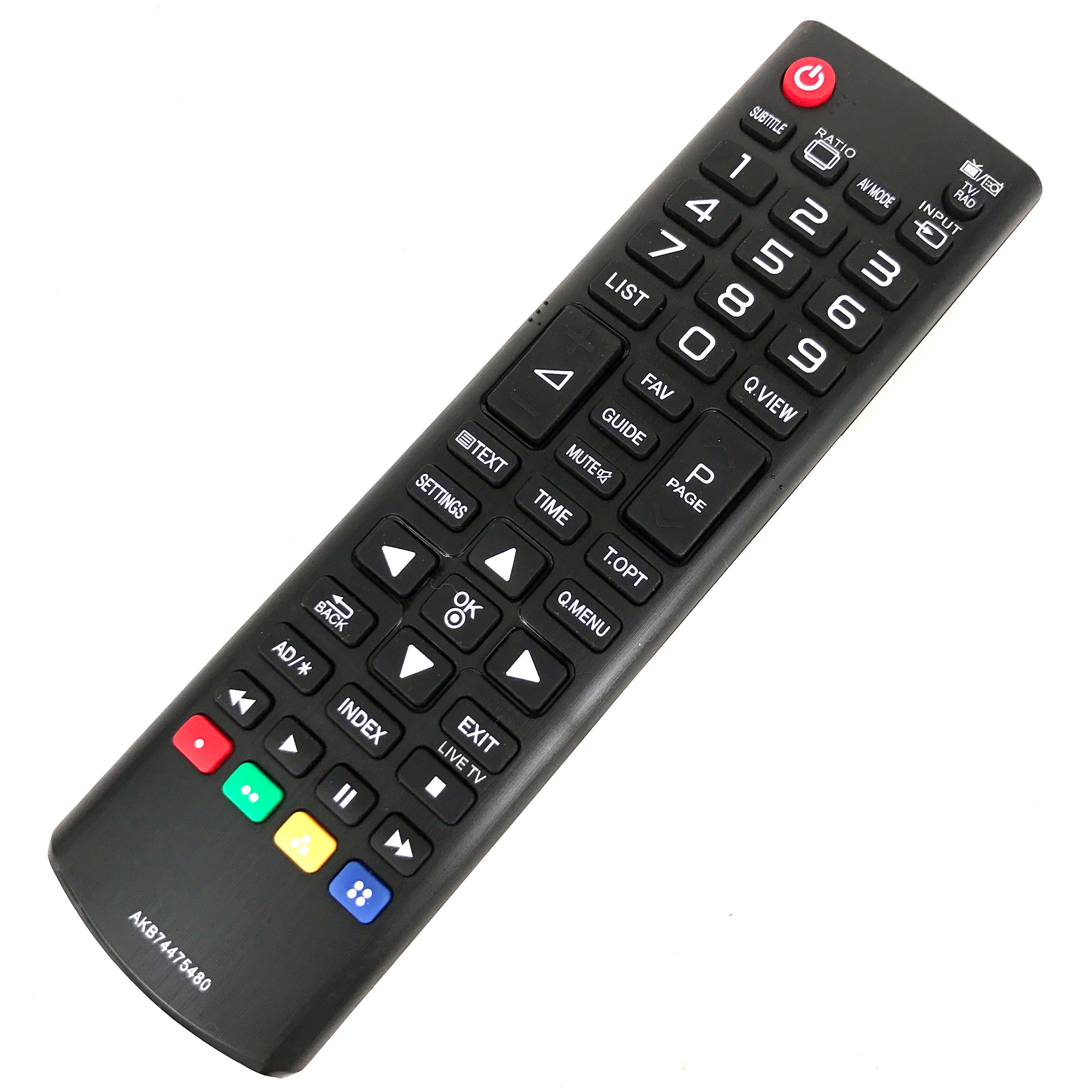 (2 pçs/lote) NOVO controle remoto Para LG LED TV LCD AKB74475480 Geral AKB73715603 AKB73715679 AKB73715622