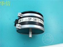 [VK] interrupteur biaxial à potentiomètre en plastique conducteur MIDORI SP-5M 5K