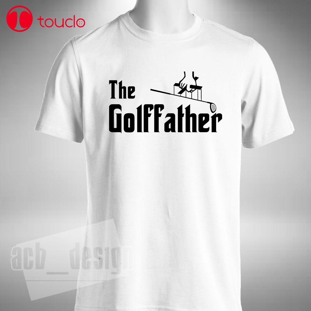 2019 nueva camiseta de moda camiseta de golfista divertida golfista Golf Día de los padres Mcilroy Spieth camiseta sudaderas con capucha