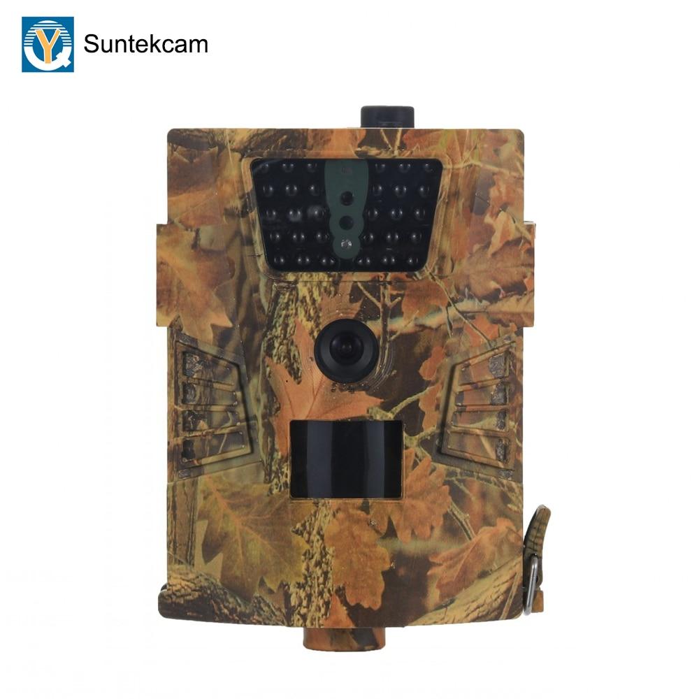 HT-001B Caméra 12MP 30 pièces Led Infrarouge 850nm Imperméables De Chasse Sauvage Suntekcam animaux cam scout cerf dalimentation fantôme sauvage