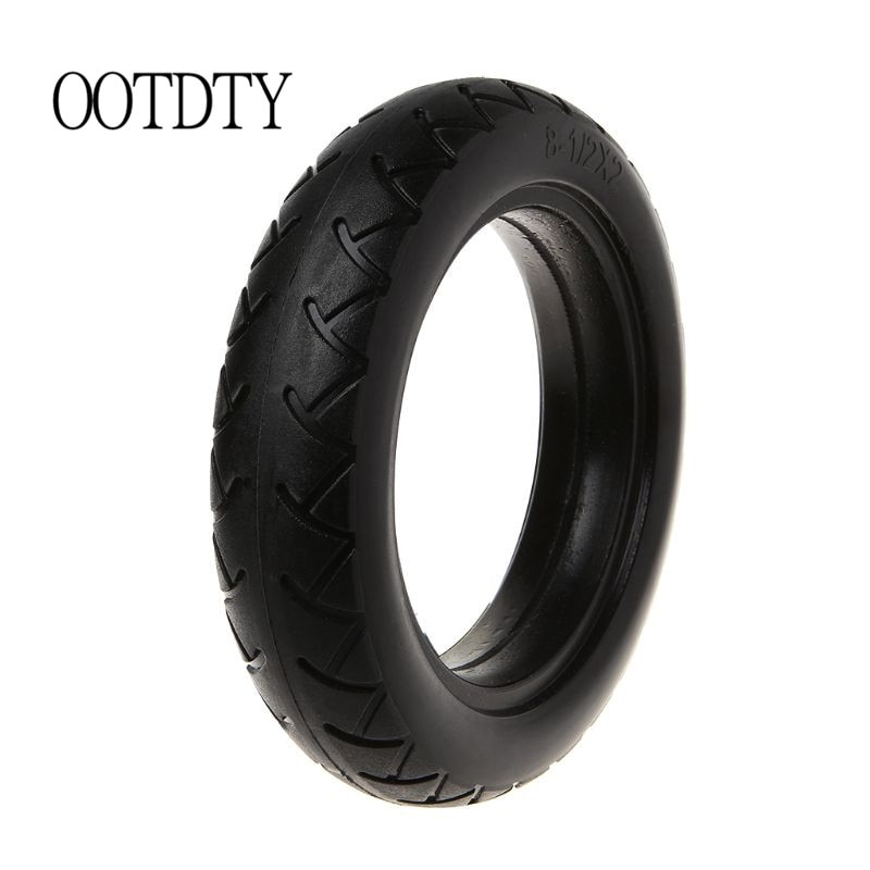 Electric Scooter Tire 8 1/2X2 Free Inflatable Explosion-proof Solid Tires For Xiaomi