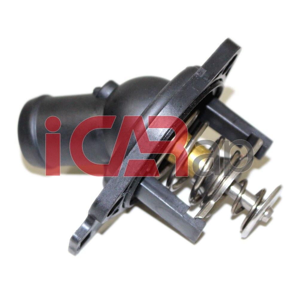 Conjunto de termostato de refrigerante del motor 19301-PNA-003 19301-RAF-003 para Honda Civic Si CR-V Acura RSX RDX TSX 2.0L/2.4L 2004-2014