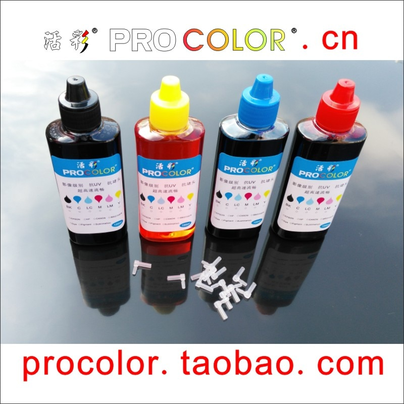 PGI5 BK Pigmento de tinta kit de recarga de tinta corante para canon IX4000 IX5000 CLI8 IP4200 IP3300 IP3500 MP530 MP510 MP520 MX700 impressora jato de tinta