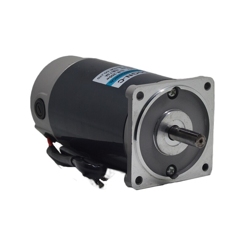 Dc24v 60 واط 4D60GN مصغرة المغناطيس الدائم المحركات تعديل السرعة وعكس الأدوات الكهربائية الميكانيكية معدات اكسسوارات