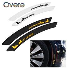 Overe-autocollants protection à sourcils   Pneus de voiture, pour BMW E60 E36 E46 E90 E39 E30 F10 F20 X5 E53 E70 E87 E34 E92 M, accessoires