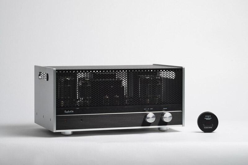 EXQUIS-مضخم صوت HIFI متكامل مع جهاز تحكم عن بعد ، أنبوب دفع وسحب ، مضخم مصباح KT88 مدمج ، EP65 6550