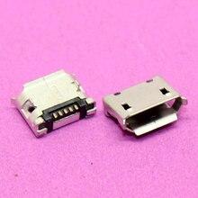 Prise Micro USB Prise connecteur pour Coolpad 7269 5899 7266 8070 Pour Lenovo A2107 A2207 A326 A60 A366T A390E A520 A288T, 5.9mm