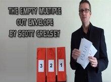 2015 die Leere Mehrere Heraus Hülle durch Scott Creasey-Zaubertricks