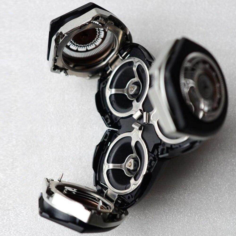Купить с кэшбэком Free Shipping RQ12 replacement shaver heads for Philips RQ1250 RQ1260 RQ1280 RQ1290 RQ1250CC RQ1260CC RQ1280CC RQ1050 RQ1060