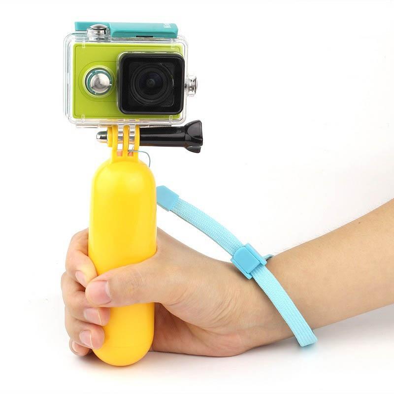 Cámara Selfie Stick accesorios buceo Floaty Bobber empuñadura flotante palo de mano Monopod para Gopro GDeals