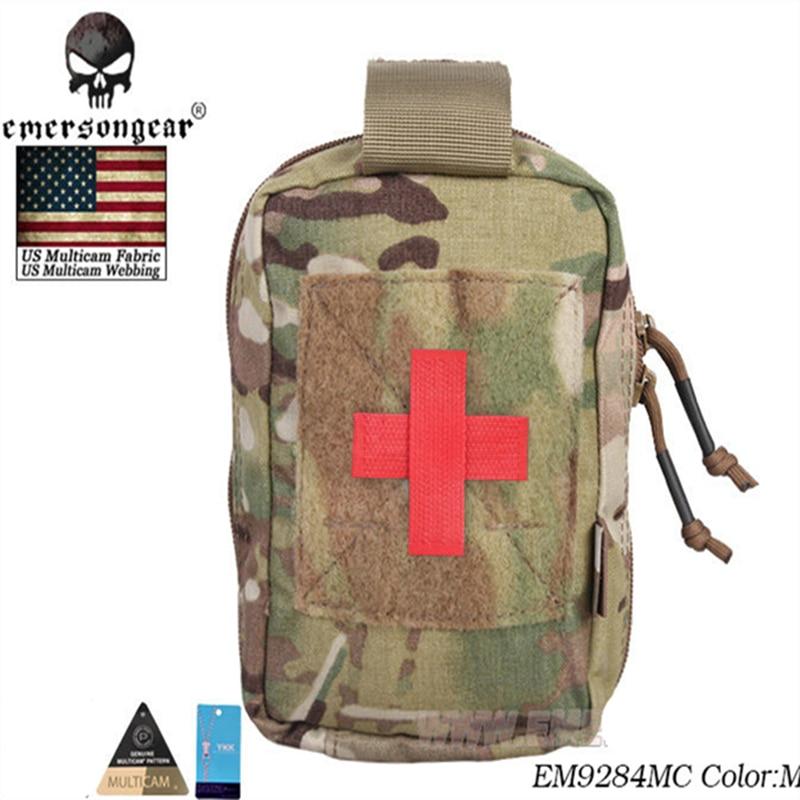 EMERSON ZB Stil EI Medic Pouch Tasche Emerson Molle Military Airsoft Paintball Combat Gear EM9284 Multicam Schwarz CB BK Jagd tasche