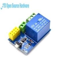 ESP8266 ESP-01S ESP01S 5V WiFi relais Module ESP-01 ESP01 choses Smart Home télécommande commutateur téléphone APP