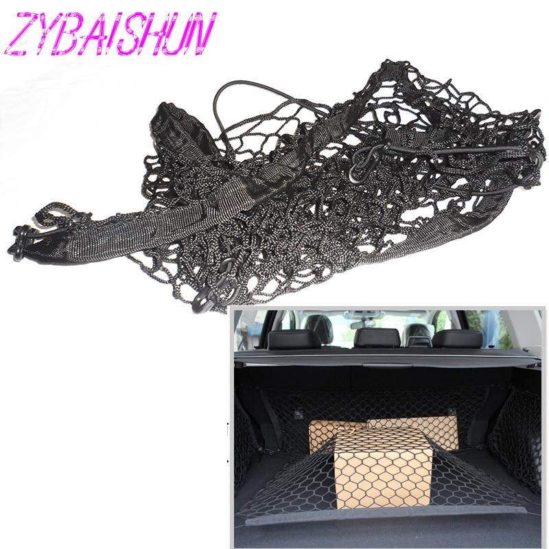ZYBAISHUN Car Trunk Floor Cargo Grid for  Toyota Camry Corolla RAV4 Yaris Highlander/Land Cruiser/PRADO Vios Vitz/Reiz Prius