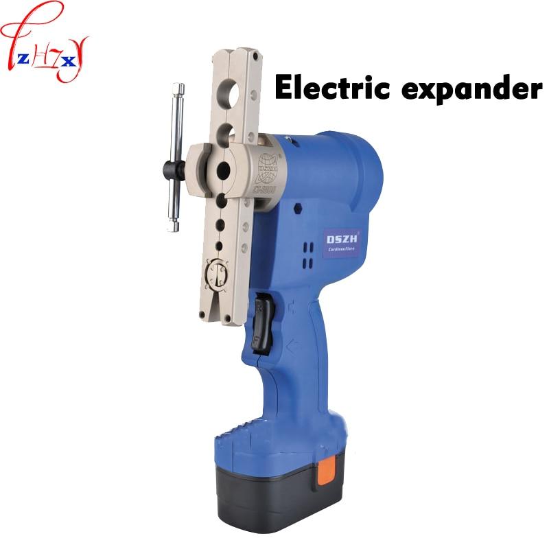 WK-E806AM-L الكهربائية إحراق أداة النحاس متوهج الفم المتوسع 6-19 مللي متر قابلة للشحن الكهربائية المتوسع أداة مجموعة + البلاستيك مربع 1 قطعة
