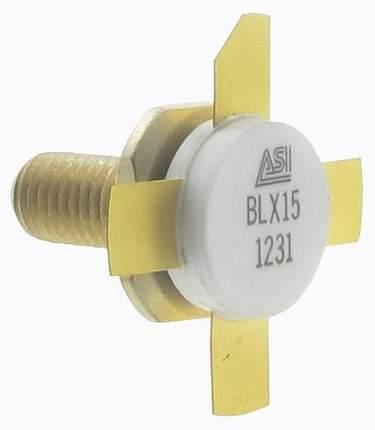 BLX15 blx15-TRANSISTOR de potencia RF de silicio NPN ~ emisor de balasting