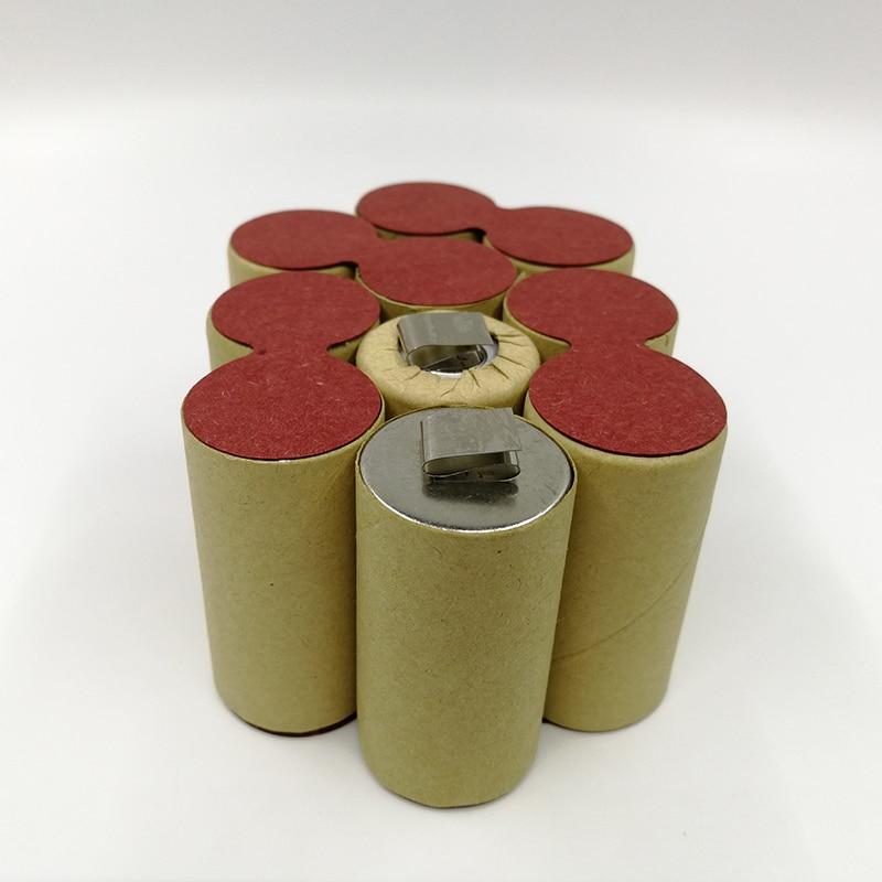 Batería Bst12 Bs12 Pulse Ni Mh Para Metabo 12v 4000mah Nueva Herramienta Eléctrica Baterías Recargables Aliexpress