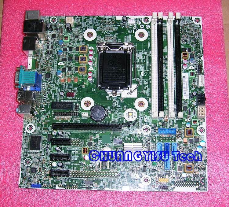 Envío Gratis CHUANGYISU para placa base original 600 G1 SFF, 739682-001,696549-002,795972-001, 1150 Q85 zócalo, funciona perfectamente