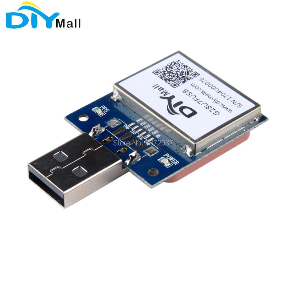 DIYmall VK-162 Gmouse USB Interface GPS Navigation Module for Windows 10 8 7 Vista XP CE vk 162 gps g mouse usb gps navigation receiver module support for google earth windows android linux gmouse usb interface cp2102