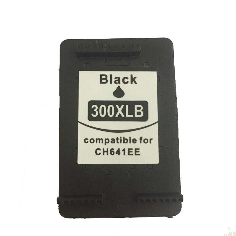 Vilaxh 300 300 XL negro reemplazo de cartucho de tinta para hp 300 para hp Deskjet serie F4210 F4213 F4230 F4250 F4580 F2430 F2420 impresora