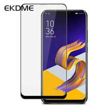 Full Cover Tempered Glass Film For Asus Zenfone Max Pro M1 ZB602KL Max M1 ZB555KL 5 ZE620KL 5 Lite Live ZA550KL Screen Protector