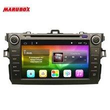 Штатная магнитола,Головное устройство, автомобильный мультимедийный плеер для Toyota corolla 2007 2011, 4 ядра, Android 7.1, DVD, gps, радио, 2 ГБ Оперативная память, 32 ГБ Встроенная память
