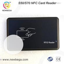 RFID считыватель карт IC R20XC VIP подходит для S50 S70 NFC чип-член управления HF 13,56 MHz USB интерфейс windows теги