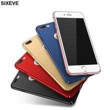 Luxury Hard PC Matte Case For iPhone 6 s 6S 7 7S  iPhone 8 Plus X 5 5S 5SE XR XS Max 6Plus 6SPlus 7Plus 8Plus Cell Phone Cover