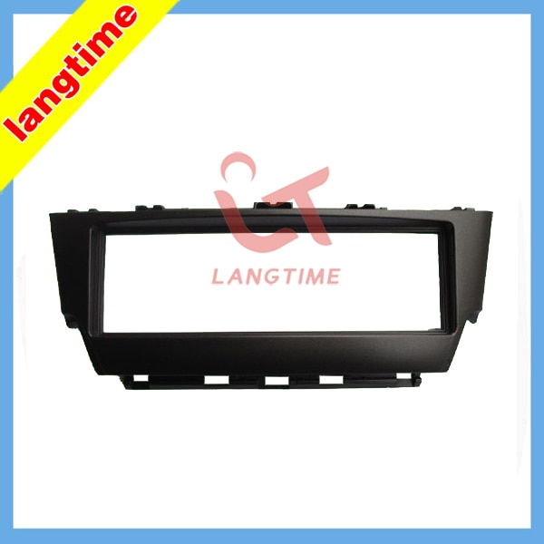 Car refitting DVD frame,DVD panel,Dash Kit,Fascia,Radio Frame,Audio frame for 06-12 Lexus IS300 , 1DIN