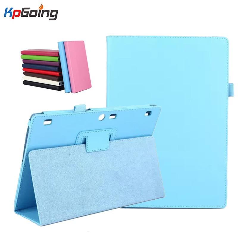 Para Lenovo Tab2 A10 70 caso cubierta Flip funda para Lenovo Tab 2 A A10-70 A10-70F A10-70L Tablet 10,1 caja de cuero de la PU