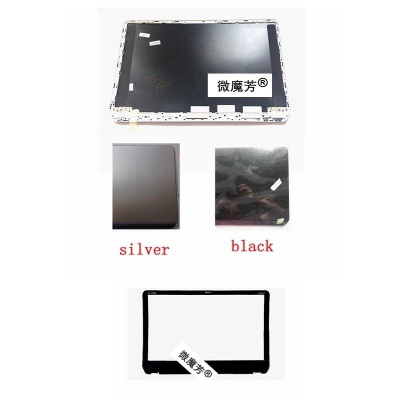 NUEVA CUBIERTA LCD para HP para Envy M6 M6-1000 M6-1001 1045 1125dx 1035dx Series 686895-001 A Shell & LCD Marco de pantalla del Panel frontal