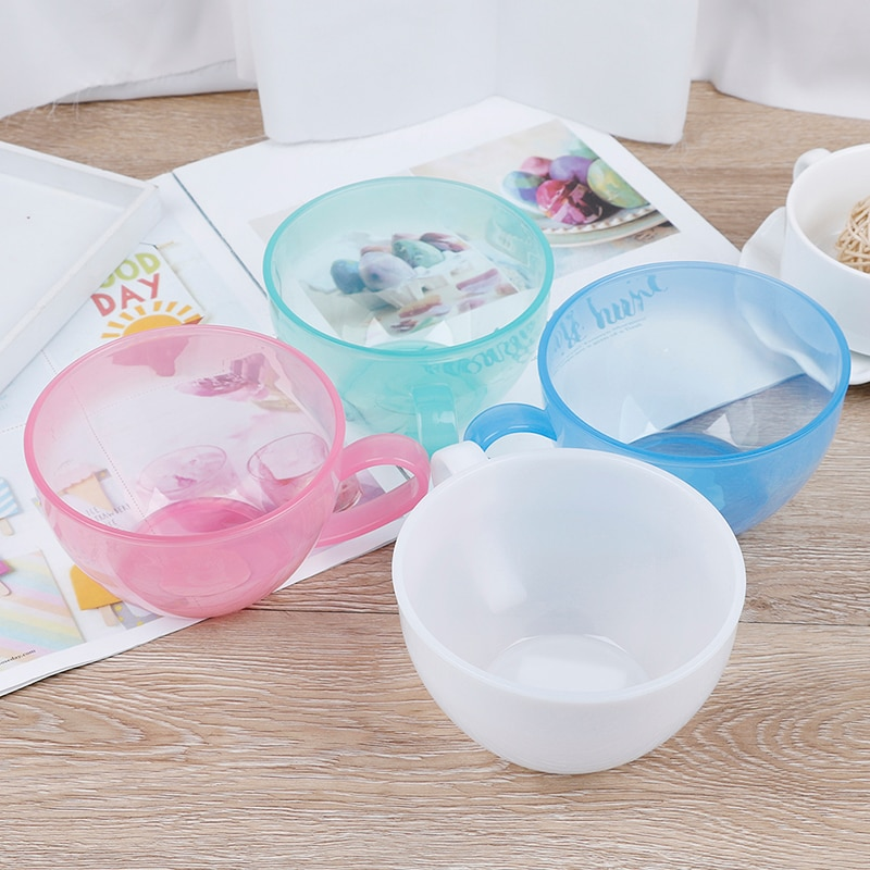 1PC tazón de crema de mantequilla de elegir para hornear decoración pasta tuberías de herramientas de decoración de pasteles 4 colores