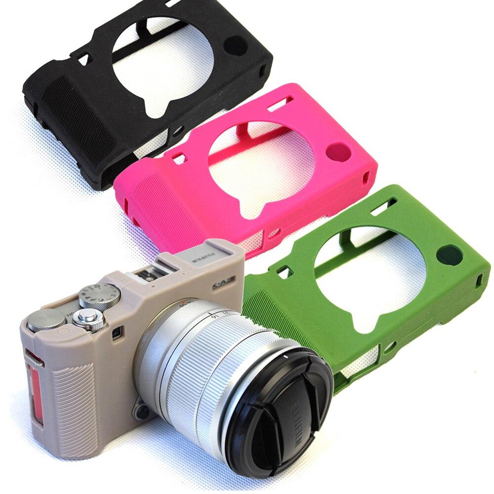 Милый чехол для камеры защитный чехол для Fujifilm XA10 XA3 XA-3 XA-10 мягкий силиконовый защитный чехол для Fuji XA3 XA10