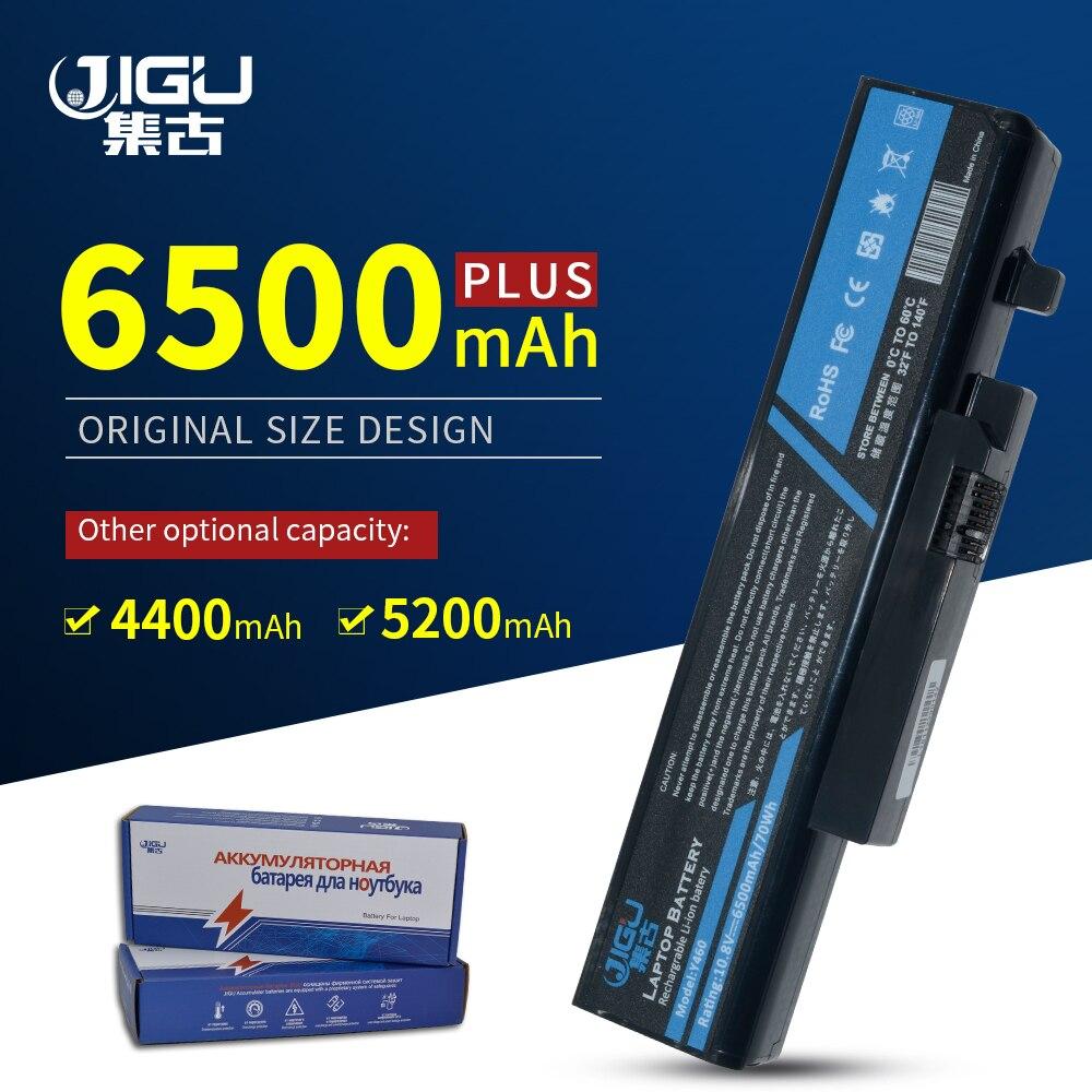 JIGU batería para portátil Lenovo L09N6D16 L09S6D16 l09l6d16 L10L6Y01 L10N6Y01 L10S6Y01 para Ideapad B560 V560 Y460 Y560 Y560A