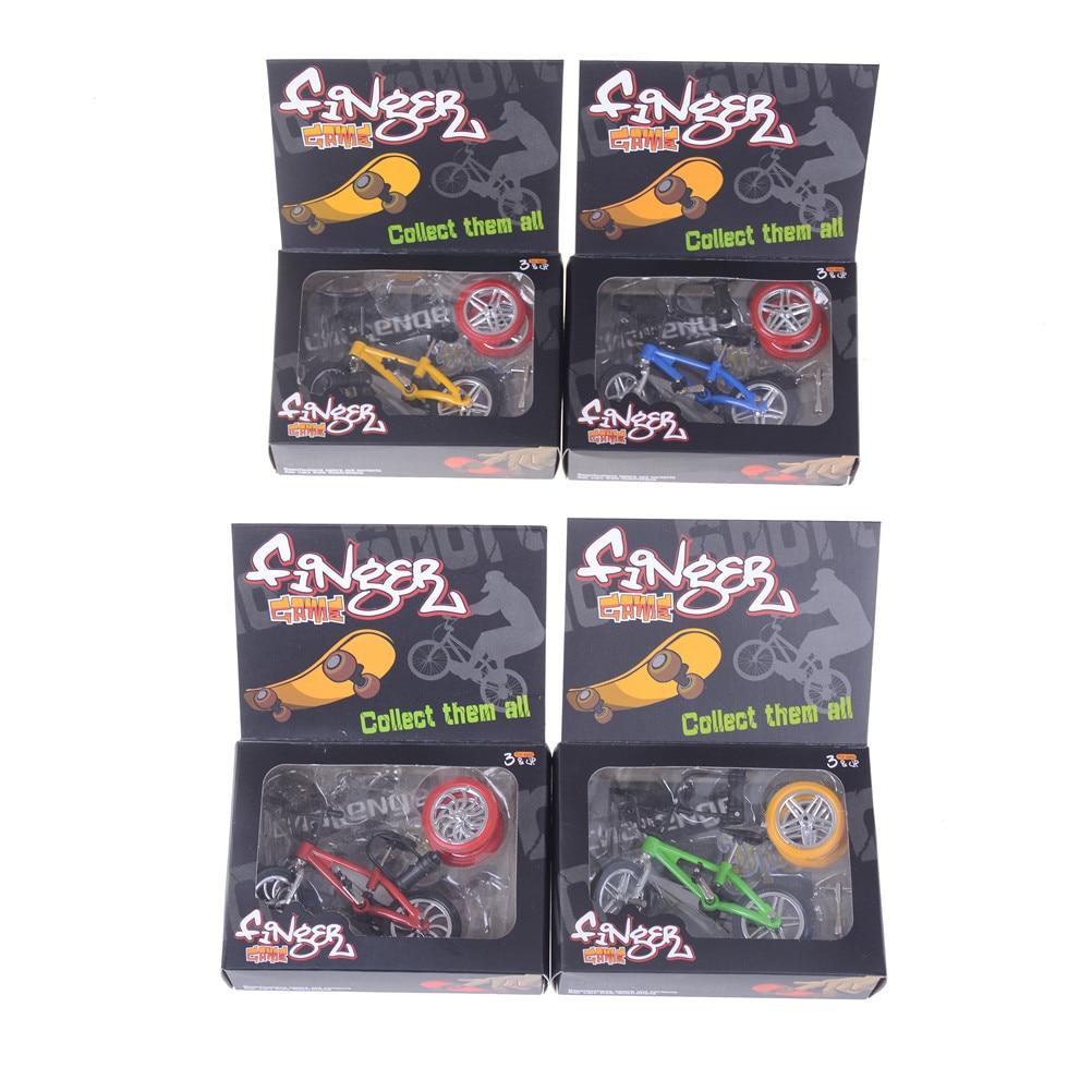 Мини Пальчиковый BMX велосипед, Флик, Трикс, пальцевые игрушки, Tech Deck, гаджеты, новые игрушки для детей, подарки BMX, модель велосипеда