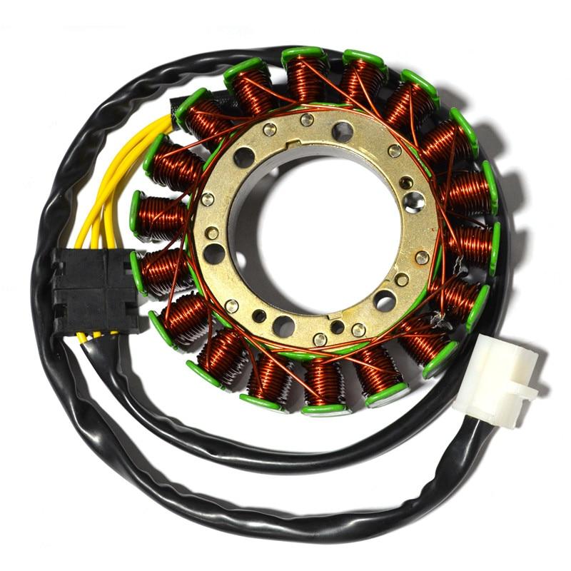 Motorcycle Generator Stator Coil Comp For YAMAHA XV535 XV400 XV500 Virago 535 XVS400 XVS400C XVS650 V STAR XV XVS 400 500 650
