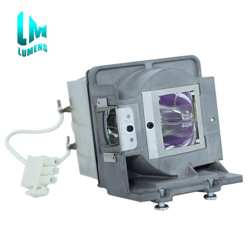 متوافق RLC-083 ل PJD5232 PJD5234 PJD5453s P-VIP 190/0. 8 E20.8 مصباح العارض مع السكن جودة عالية