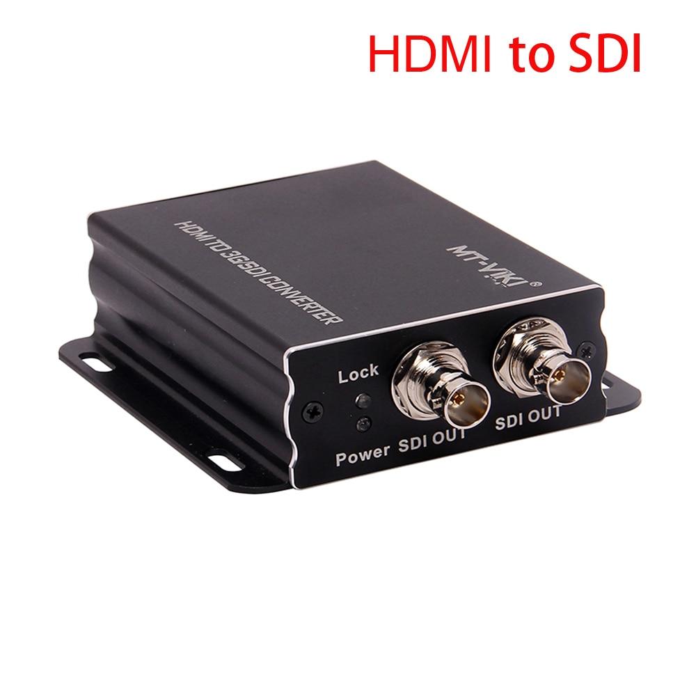 Convertidores HDMI a SDI de alta calidad, compatibles con 1920x1080P HD, compatibles con 3G-SDI y HD-SDI, SD-SDI 1 Uds.