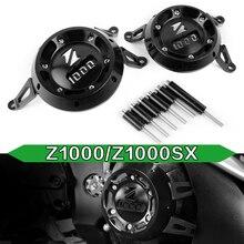 Para Kawasaki Z1000SX Ninja 1000 2012-2019 Z1000 Z1000R 2011-2019 accesorios de motocicleta CNC cubierta protectora del estator del motor