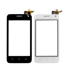 Vannego nouveau remplacement de panneau de verre de numériseur décran tactile pour Huawei Ascend Y360 Y336 Y3 Y336-U02