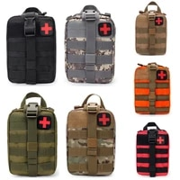 cqc tactical edc molle medical pouch ifak utility emt first aid kit survival bag emergency airsoft military hunting bag