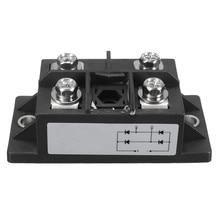 1PC New Arrival Black 150A Amp 1600V MDQ150A Single-Phase Diode Bridge Rectifier Power Module