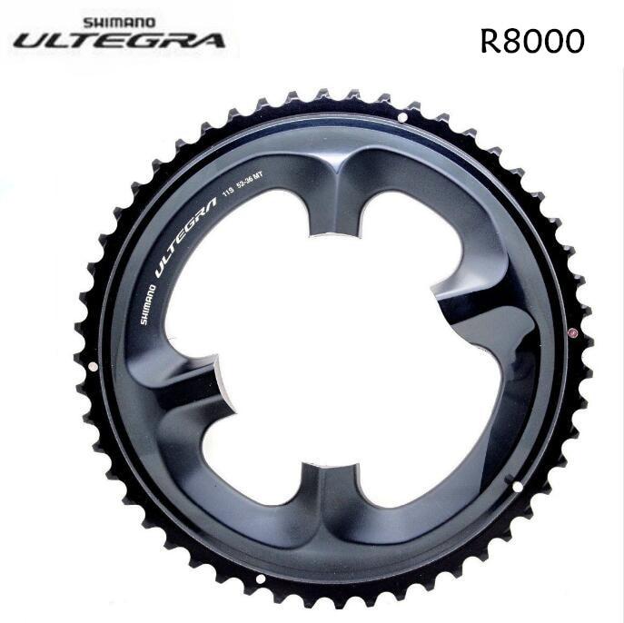 Shimano Ultegra R8000 11 скоростной дорожный велосипед бензопилы 52-36T 50-34T bcd 110 мм R8000 52T 50T 36T 34T Crown 110BCD