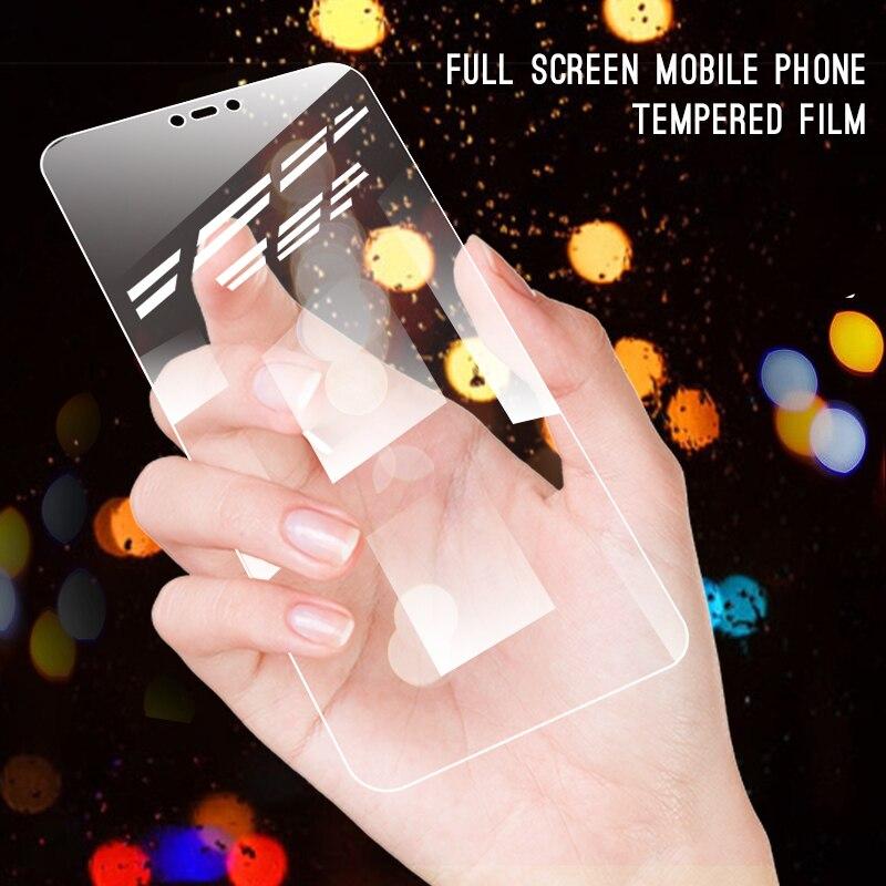 Vidrio templado para Xiaomi Mi5x Mi6x Mi A1 A2 Protector de pantalla película protectora para Xiaomi Mi8 MiA2 Lite Mi 5X Mi 6X MiA1