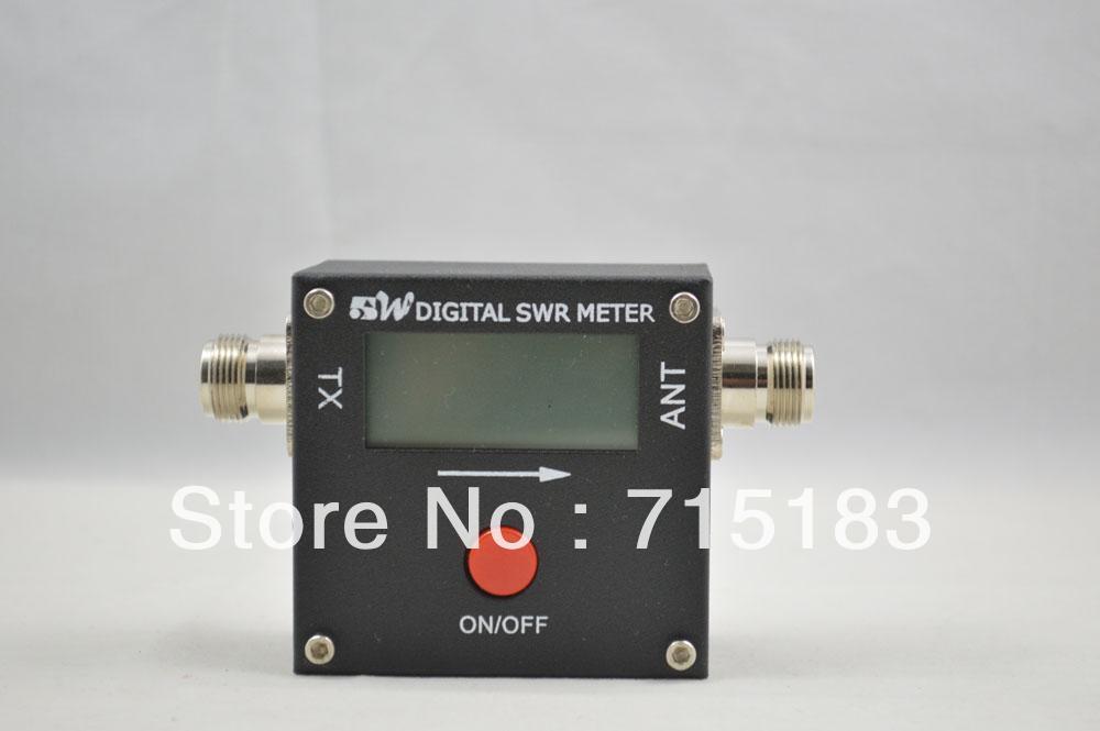 REDOT 1050A 120 W VHF UHF Digital cables de acero/medidor de potencia N-conector hembra