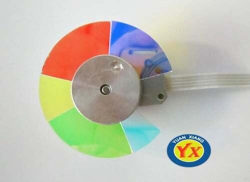 عالية الجودة الأصل العارض عجلة الألوان ل الحاخامين X1261P الكشافات