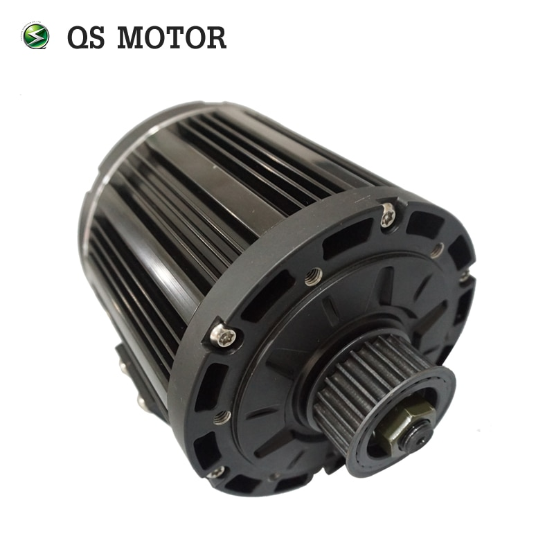 QSMOTOR 3000W 138 70H mid drive motor max speed 100kph for electric scooter Z6 enlarge